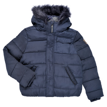 material Boy Duffel coats Ikks MAGENTA Marine