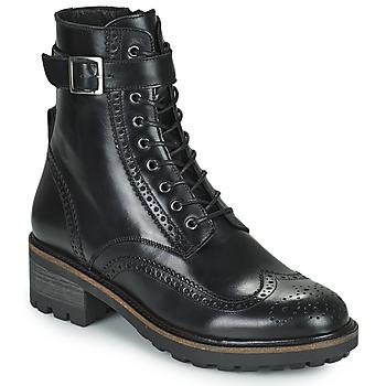 Shoes Women Mid boots Minelli ALOILA Black