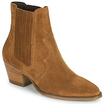 Shoes Women Ankle boots Minelli VELIA Brown