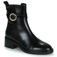 Shoes Women Ankle boots Minelli KAMELIA Black