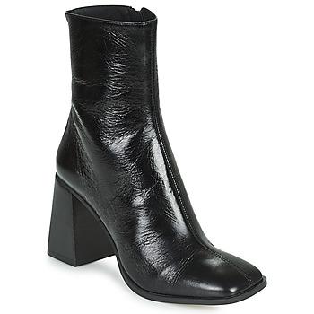 Shoes Women Ankle boots Minelli LOULITA Black