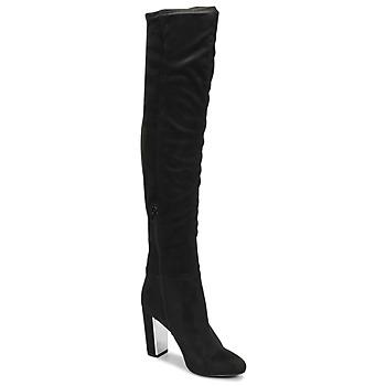 Shoes Women Boots Minelli  Black