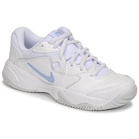 Shoes Women Low top trainers Nike WMNS NIKE COURT LITE 2 White / Silver