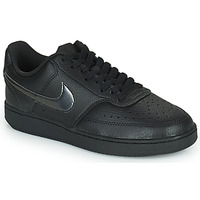 Shoes Women Low top trainers Nike WMNS NIKE COURT VISION LOW Black