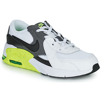 Shoes Children Low top trainers Nike NIKE AIR MAX EXCEE (PS) White / Black