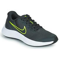 Shoes Children Running shoes Nike NIKE STAR RUNNER 3 (GS) Grey