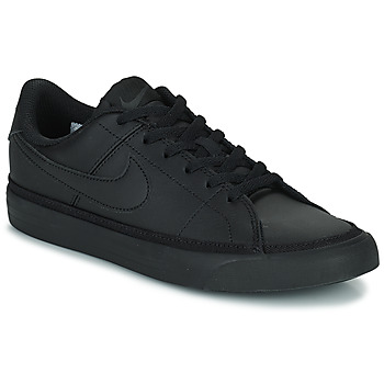 Shoes Children Low top trainers Nike NIKE COURT LEGACY (GS) Black