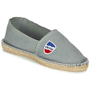 Shoes Men Espadrilles 1789 Cala CLASSIQUE Grey