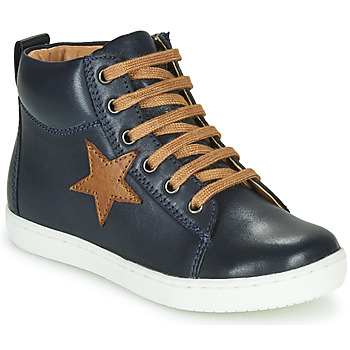 Shoes Boy High top trainers GBB KANY Blue