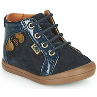 Shoes Girl High top trainers GBB PRUNE Blue