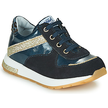 Shoes Girl Low top trainers GBB LELIA Blue