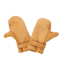 Clothes accessories Children Gloves Easy Peasy TOUCHOO Brown