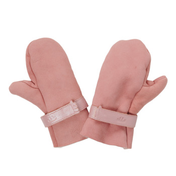 Clothes accessories Girl Gloves Easy Peasy TOUCHOO Pink