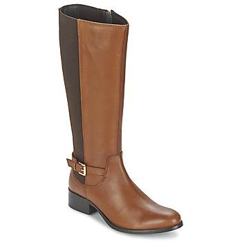 Shoes Women Boots Balsamik MIRA CARAMEL