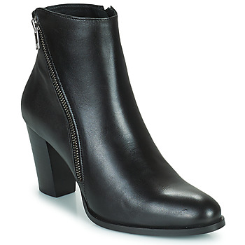Shoes Women Ankle boots Fericelli POMIO Black
