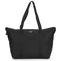 Bags Women Shopper bags Lacoste JEANNE LARGE Black