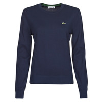 material Women jumpers Lacoste RAPHAEL Marine