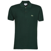 material Men short-sleeved polo shirts Lacoste POLO CLASSIQUE L.12.12 Green