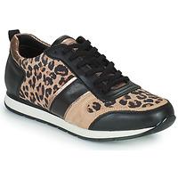 Shoes Women Low top trainers Betty London PARMINE Black