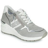 Shoes Women Low top trainers Marco Tozzi MELINA Grey