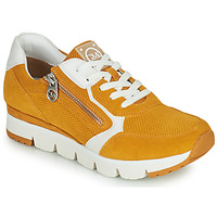 Shoes Women Low top trainers Marco Tozzi NERIANA Yellow