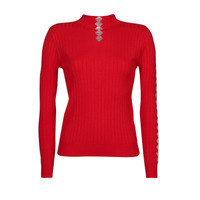 material Women jumpers Moony Mood PABJATO Red