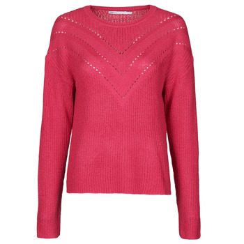 material Women jumpers Only ONLTRIXIE Pink