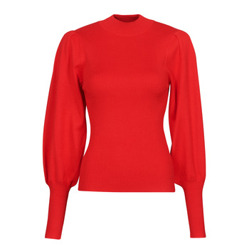 material Women jumpers Vero Moda VMWILLOW Red