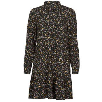 material Women Short Dresses Vero Moda VMSAGA Black