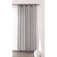 Home Sheer curtains Linder KAOLIN Grey