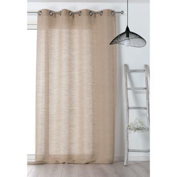 Home Sheer curtains Linder JUTE Natural