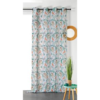 Home Sheer curtains Linder VOILE SAPAJOU White