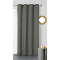 Home Curtains & blinds Linder NID D'ABEILLE Grey / Dark