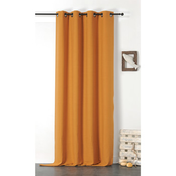Home Curtains & blinds Linder LIBECCIO Yellow / Orange