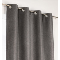 Home Curtains & blinds Linder CALYPSO OCCULTANT Grey / Dark