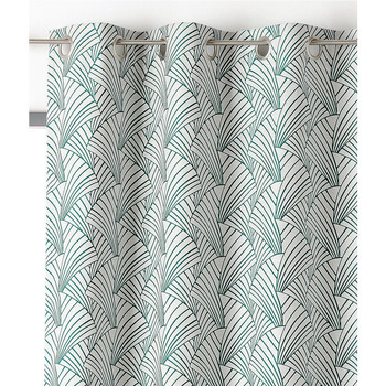 Home Curtains & blinds Linder ARDECO Green / Et  / White