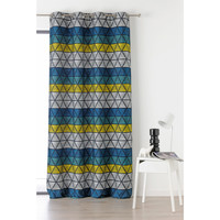 Home Curtains & blinds Linder GABIN Blue