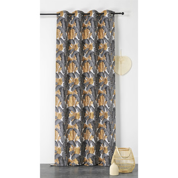 Home Curtains & blinds Linder BANANIER Gold / Et  / Grey