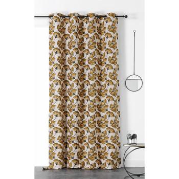 Home Curtains & blinds Linder BILOBA Yellow