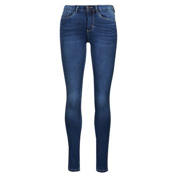 material Women slim jeans Only ONLROYAL Blue / Dark