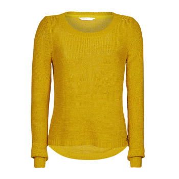 material Women jumpers Only ONLGEENA Mustard