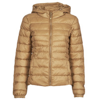 material Women Duffel coats Only ONLTAHOE Brown