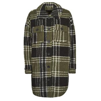 material Women Jackets / Blazers Only ONLNEWCAMILLA Kaki / Black