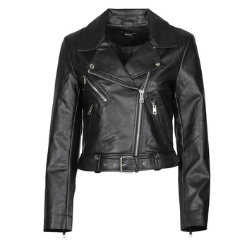 material Women Leather jackets / Imitation le Only ONLVERA Black