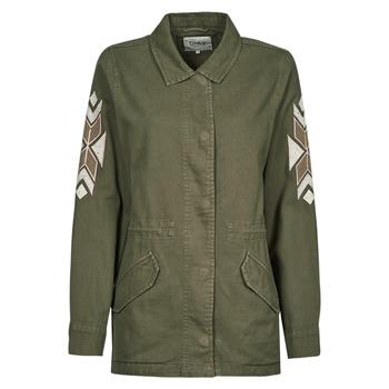 material Women Jackets / Blazers Only ONLNOLA Kaki