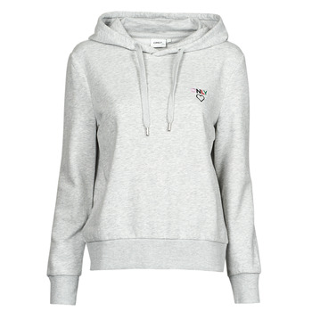 material Women sweaters Only ONLNOOMI Grey