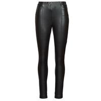 material Women leggings Only ONLJESSIE Black
