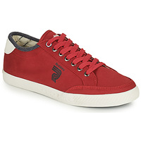 Shoes Men Low top trainers Redskins RIGEL Red