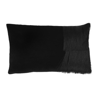 Home Cushions Pomax FROU' Black