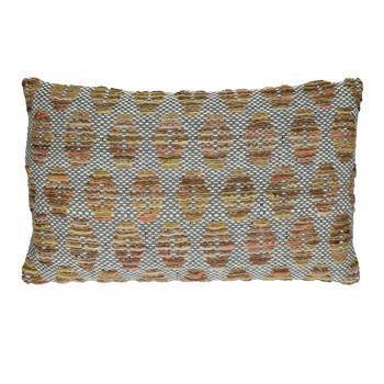 Home Cushions Pomax COELHO Grey